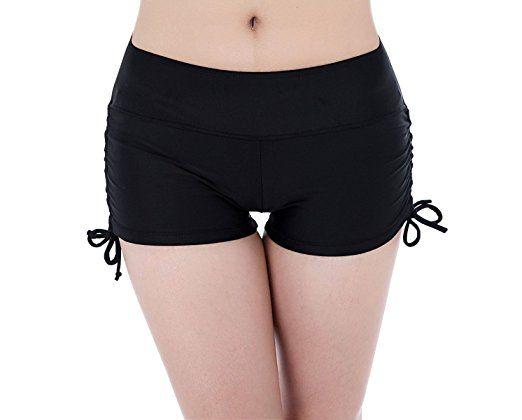 #Teenloveme - #Pantaloncini #costume da #bagno, da #donna, per #mare e #piscina #estate #swim #beach