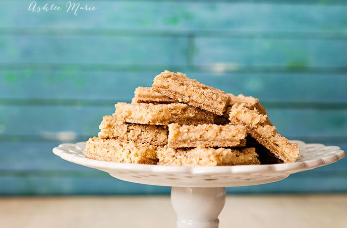 These are the most delicious lemon bars you'll ever have, the oatmeal crust is divine and the flavor is incredible. Everyone loves these.