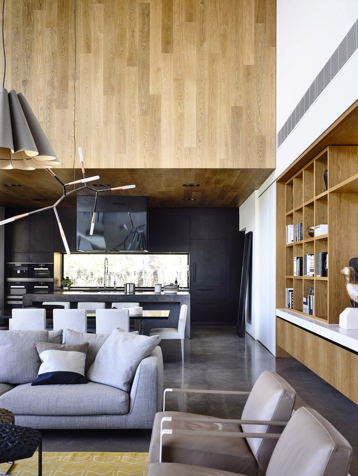 Winner Of Belle Coco Republic Interior Design Awards 2015 Best Residential Concrete House By Matt Gibson Architecture
