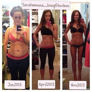 HERE'S MOTIVATION: Love following her on i nstagram. Great results using Jamie Eason's LiveFit Trainer