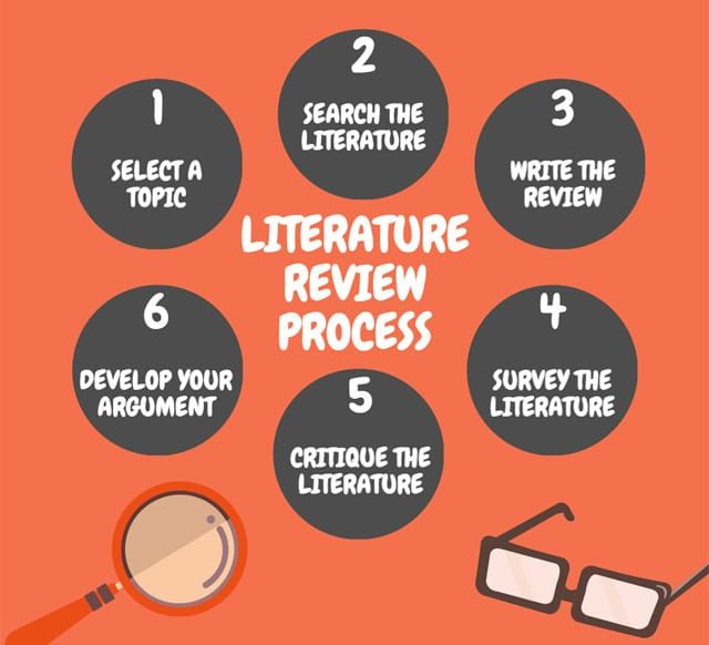 Best 25 Literature Review Sample Ideas On Pinterest