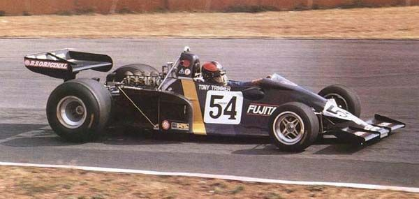 1976 Maki F102A - Ford (Tony Trimmer)
