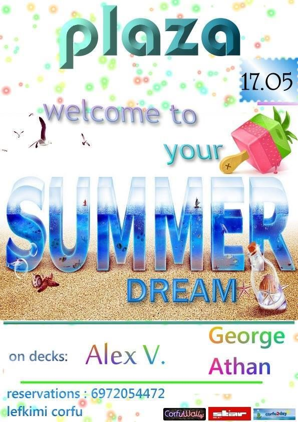 Summer Welcome Party @ Plaza :: Corfu2day.com