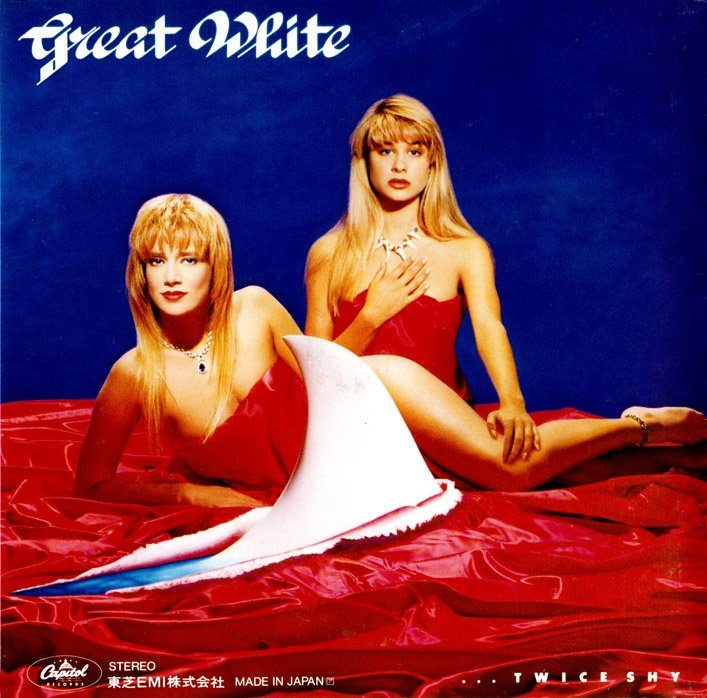 Great White Twice Shy Version One Music Great