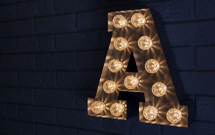 lightletters #letterswithbulbs #lightupletters  #advert #letters #dibond #logodesign  #businesssign #wallmounted #3Dletters  #brand #branding #3Dletters #typography #lightletters #lightsign  #lightadvert #lightlogo #logobranding #logo3d #lightupadvert  #lightupcommercial  #lightcommercial #illumination #illuminationadvert