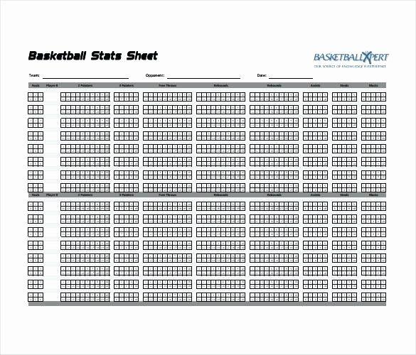 Maxpreps Basketball Stat Sheet Elegant Simple Basketball Stats Sheet Play Sheets Templates Master Template Project Management Templates Templates Sheet