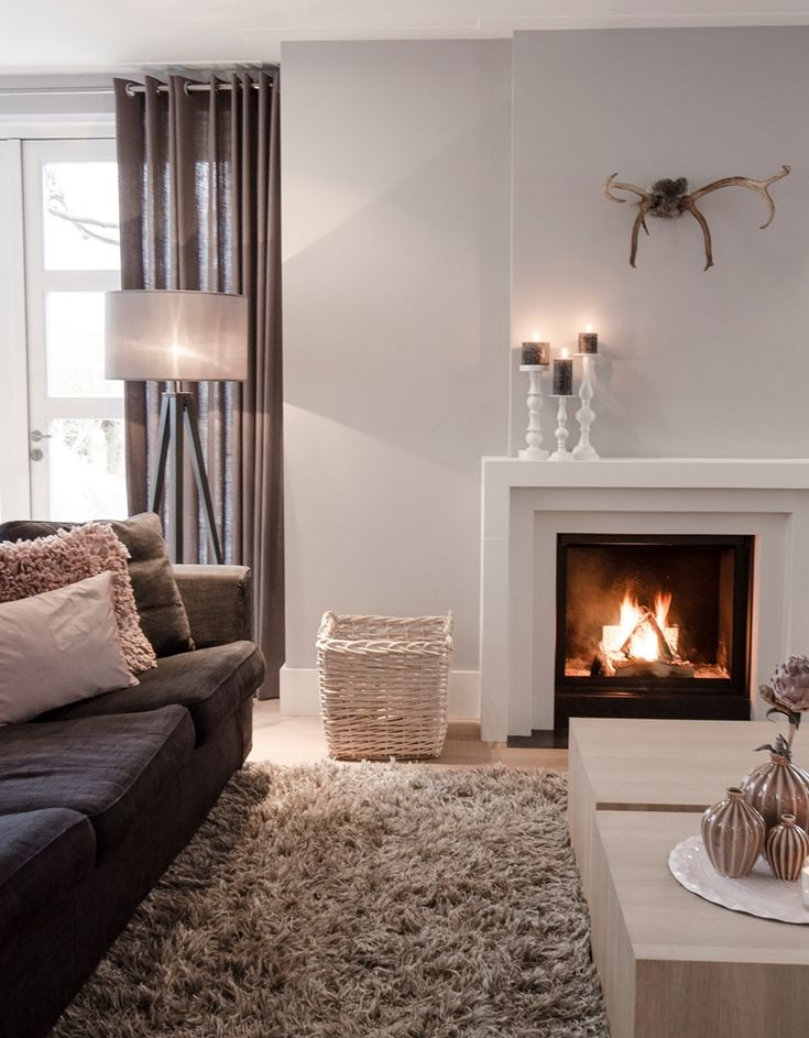 493 best woonkamer images on pinterest fireplaces tv walls and home