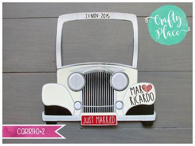 MO DELO:  carrito#2  Artículo:  marco gigante material:  vinil montado en coroplast NOTA:  Todos los detalles se pueden modificar en colores / diseño / tamaño