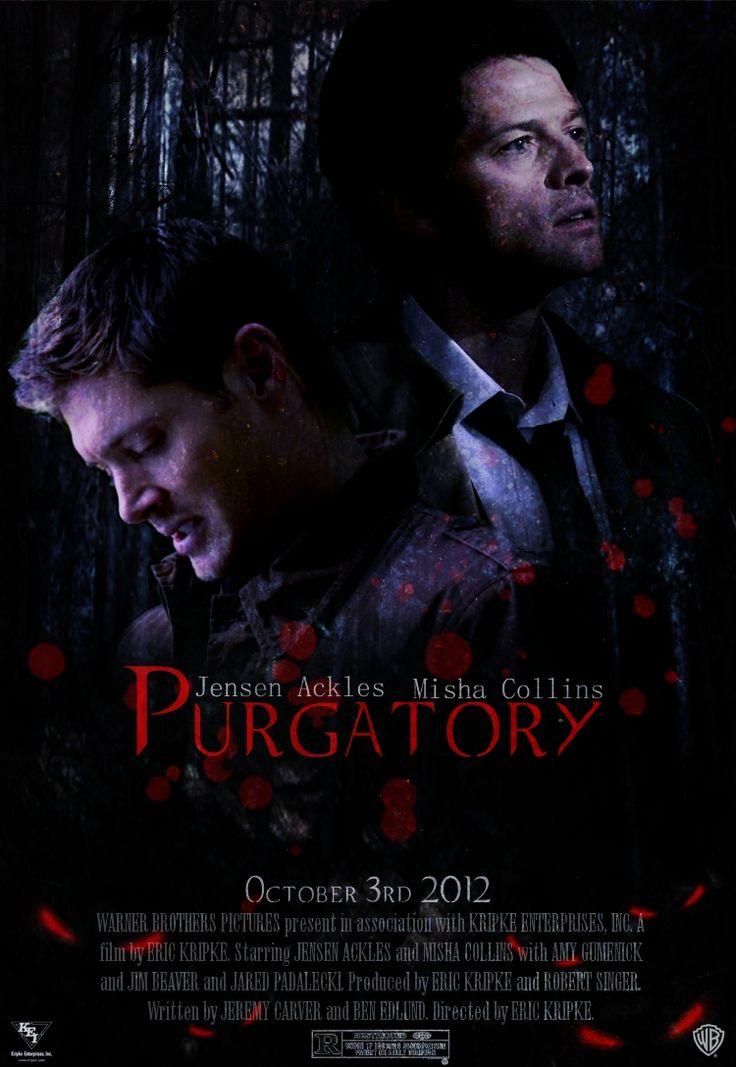 Supernatural: Purgatory Movie Poster by StolenChilde.deviantart.com