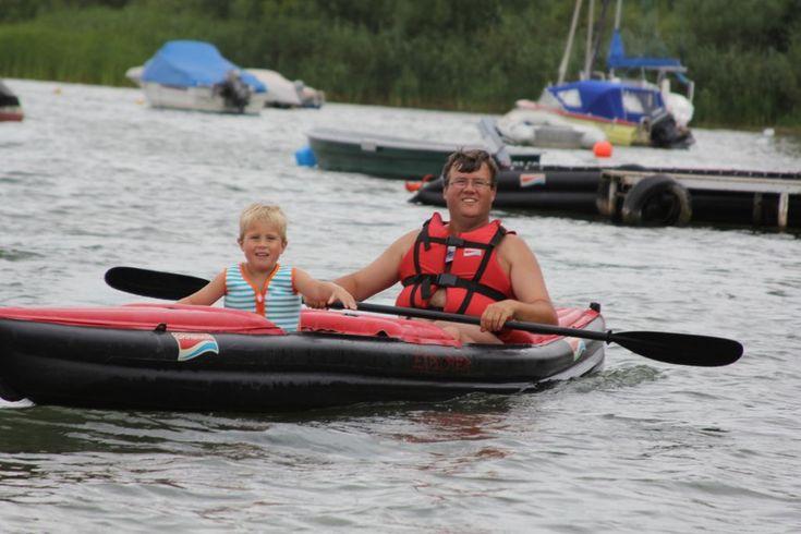 FKK  freies Kanu und Kajakpaddeln am Schweriner See