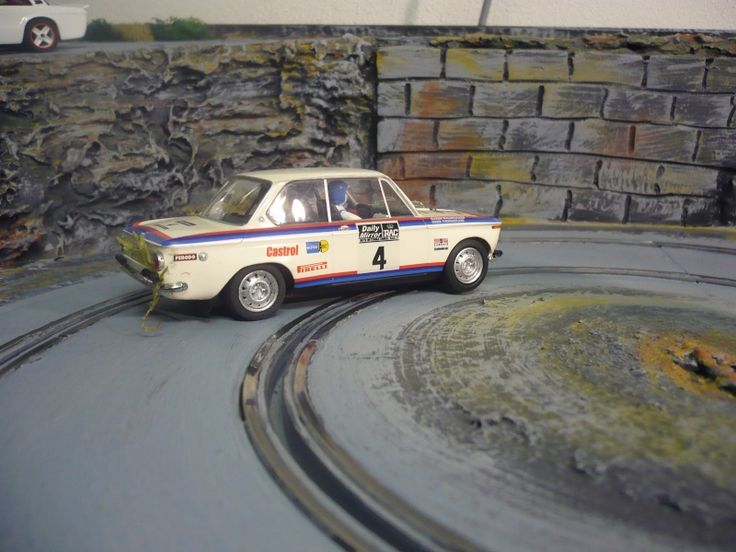 Old Plastic-tracks - Slot Car Illustrated Forum