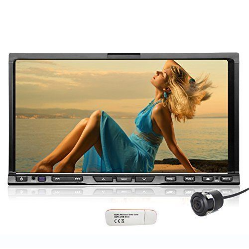 nice Pupug Double 2 Din Car GPS DVD Player Navigation Vihcle Video CD Bluetooth TV PC...  Car Electronics Check more at http://autoboard.pro/2017/2017/02/27/pupug-double-2-din-car-gps-dvd-player-navigation-vihcle-video-cd-bluetooth-tv-pc-car-electronics/