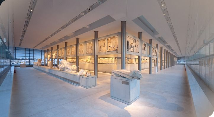 The Parthenon Gallery | Acropolis Museum