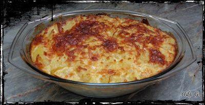 Ildy G. - gasztro és kreatív blogja: Sajtos krumpli