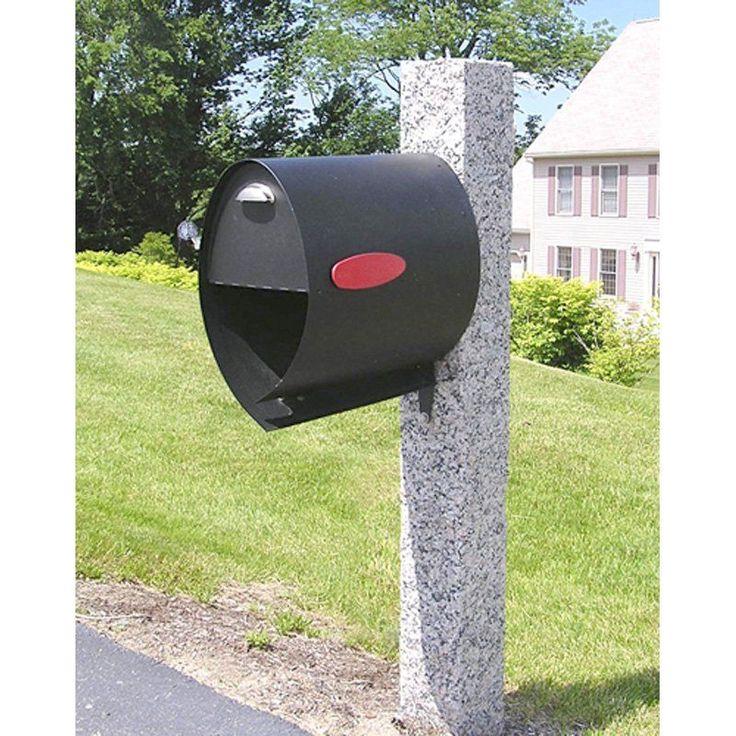 Spira Large Mailbox - SPA-M001BLK
