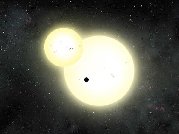 거주가능영역에서 발견한 목성 크기 행성 -테크홀릭 http://techholic.co.kr/archives/55646