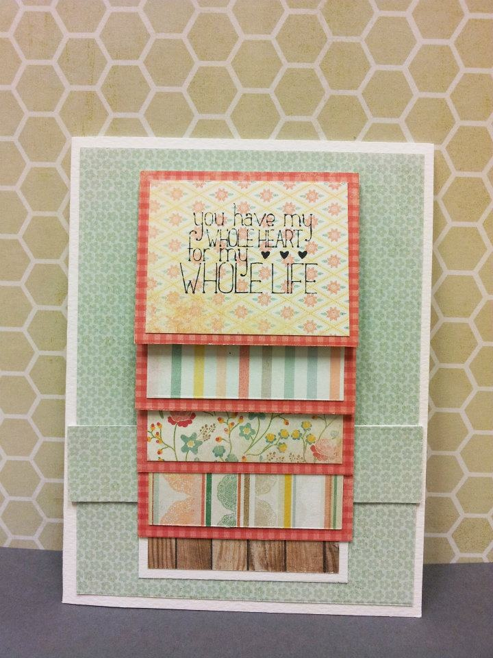 The 330 best images about waterfall cards on pinterest for Waterfall design in scrapbook