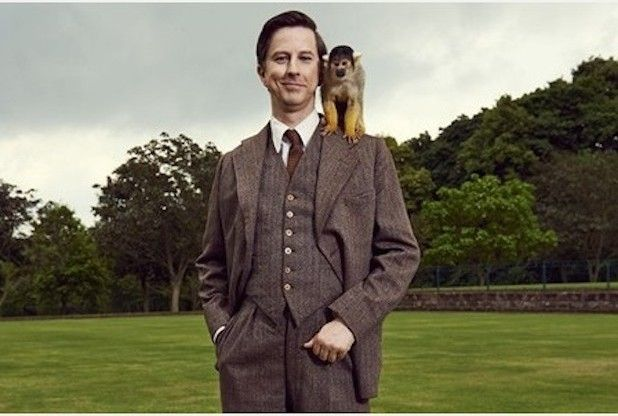 Lee Ingleby, 'Our Zoo'.