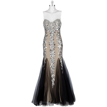 Black prom dresses von maur formal dresses for Von maur wedding dresses