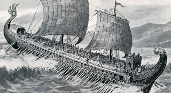"Did Ancient Greeks Sail to Canada?   Did Ancient Greeks Sail to Canada? Researchers think Plutarch's ""De Facie"" tells the tale of Greek sailors making the treacherous transatlantic crossing. They dug into the science to show how it could have happened.  February 1 2018 at 12:07PM via Digg http://ift.tt/2E7qknZ Digg IFTTT"