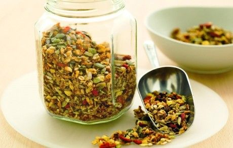 Use this toasted muesli recipe to make a dairy-free chocolate cake, breakfast parfaits, apple muffins and more