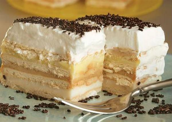 Kuhinja, Recepti, Specijaliteti: Puding torta