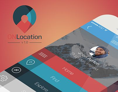 ONLocation is an app that i have been working on recently. it helps finding and exploring places easily. the app will be released soon, I hope you'll like it!