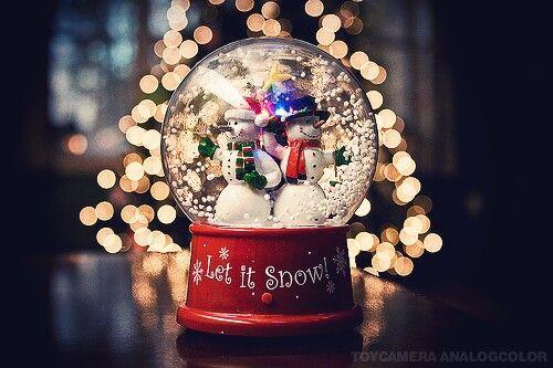 Let it snow ❄❄❄