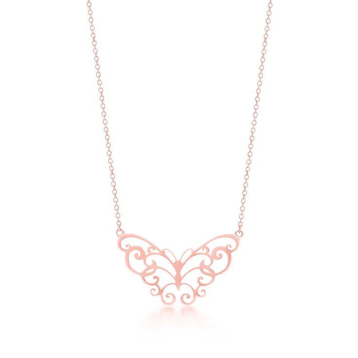 Tiffany Enchant®:Butterfly Pendant