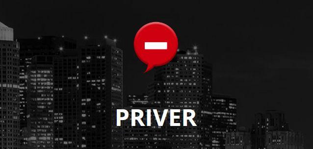 Priver - la chat più privata (e invisibile) per Android