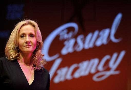 In defence of JK Rowling's The Casual Vacancy  Rowling is often presented as a stultifyingly middle-class and cosy writer. That's unfair, says Sarah Ditum: her adult fiction makes a clear political point in a way few modern novels do.