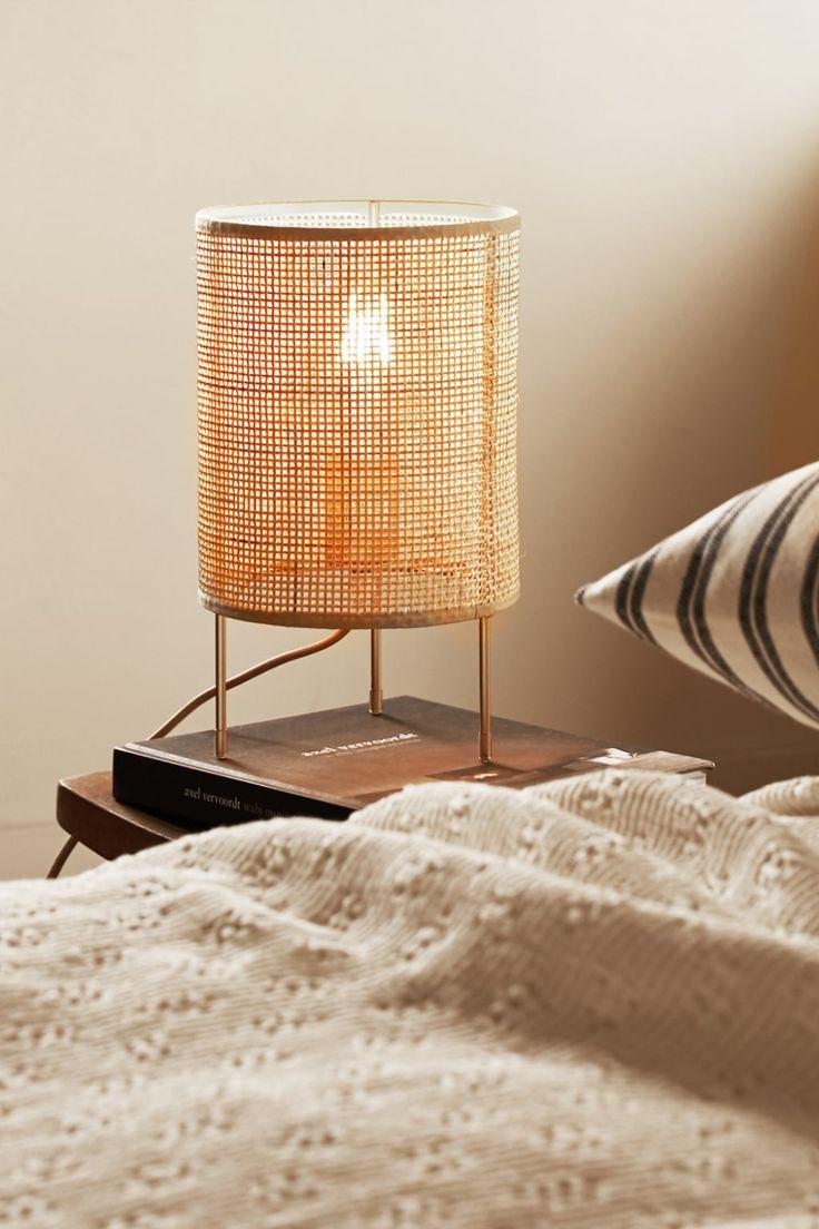 RATTAN LAMP i 10  Zara home, Vardagsrum belysning, Inredning