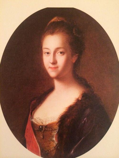 """Adini-Nikolaevna:. """"Groothertogin Ekaterina Alexeievna van Rusland (nee Prinses Sophie van Anhalt-Zerbst), die bekend zou worden als"""" Catharina de Grote """""""""""