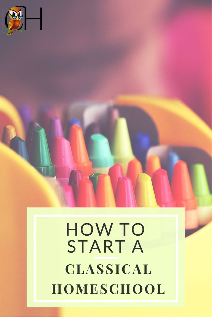 Step by step instructions on how to start classically education your children at home without losing your mind! Read more...