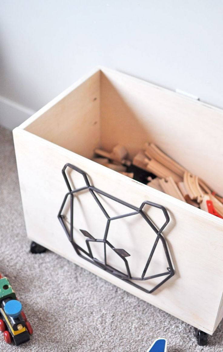 25 unique toy box plans ideas on pinterest girls toy box toy chest and woodworking plans. Black Bedroom Furniture Sets. Home Design Ideas