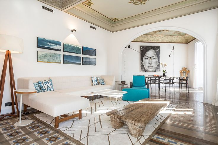 Apartment in Eixample by SquadOne Studio