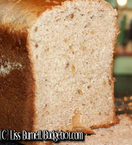 Easy bread mix recipe