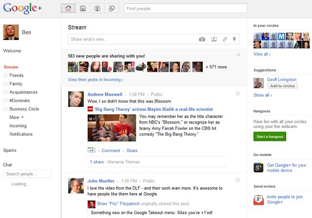 This guide has everything you'll ever want to know about Google+. Updated regularly.