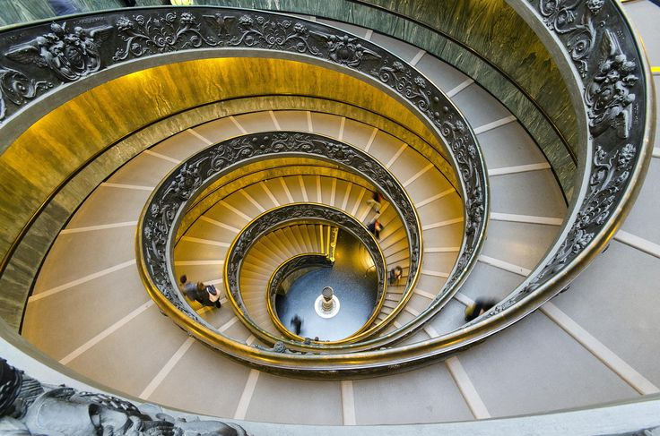 Spiral Staircase by Mauro Giugliano on 500px