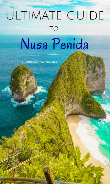 Ultimate Guide To Nusa Penida. Everything you need to know about visiting this island in Indonesia.