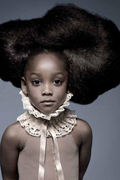 Swell 1000 Images About Kids Hair On Pinterest Hair Care Children Short Hairstyles For Black Women Fulllsitofus