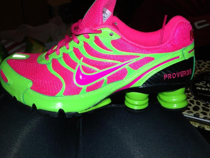 Alpha Kappa Alpha Nike Shoes