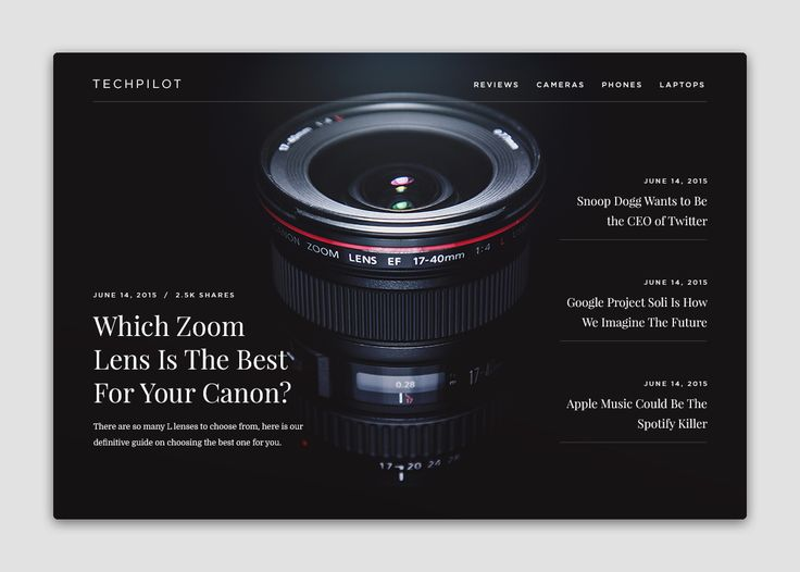 207 best web design images on Pinterest User interface