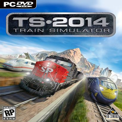 TS.2014 - Train Simulator (PC Game)
