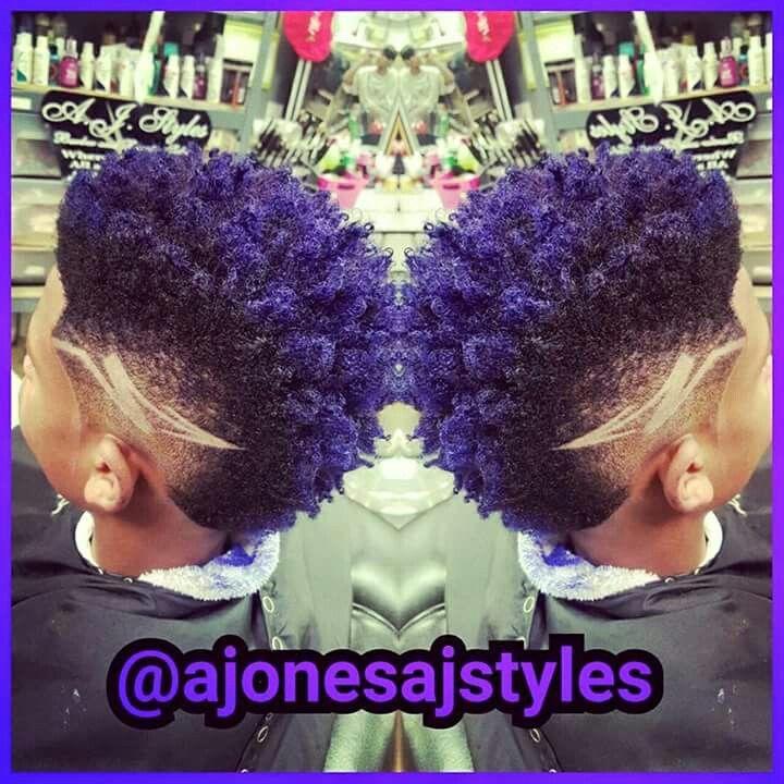 IG: @ajonesajstyles, Barber