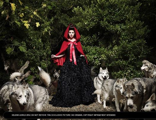 Little Red Riding Hood     A fable, a fable that will never end. And now, I dream, Dream ♥