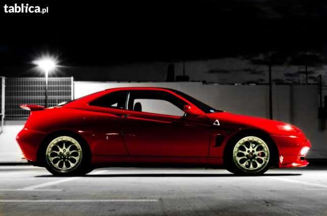 Alfa Romeo Gtv Cup 3.2v6 rosso ferrari