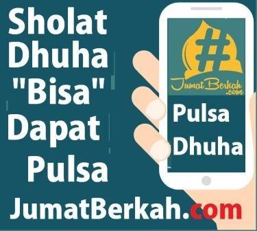 Dhuha bro  Udah waktunya Dhuha ni. Ayo sholat Dhuha siapa tau dapat pulsa #jumatberkah.com #jumatberkah http://ift.tt/2fZ6w6t