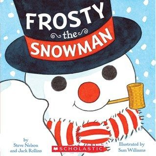 Frosty the Snowman by Walter Rollins