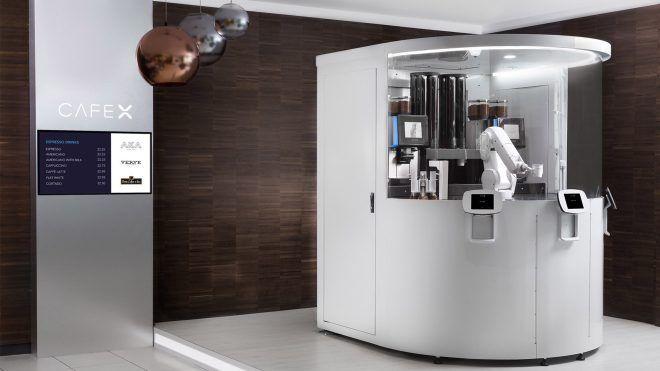 Robotların yavaş yavaş insanların çalışma alanını ele geçireceğine dair tedirginlik giderek artıyor. Japonya'da iki sene önce robot çalışanların olduğu bir otelin açılmasının ardından şimdi de San Francisco'da robot baristalar iş başında. Amerika'nın ilk tamamen robot çalışanlı...  #Baristasız, #Cafe, #Dünyanın, #Garsonsuz, #Ikinci, #Kahvecisi, #Robot, #Video http://havari.co/baristasiz-garsonsuz-dunyanin-ikinci-robot-kah